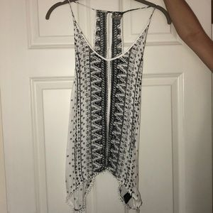 Urban Outfitters Ecote open back tank top